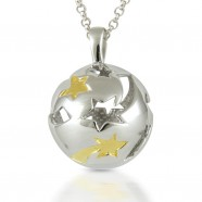Sphere Of Life ' Reach For The Stars' Pendant