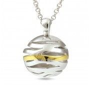 Sphere Of Life ' Making Waves' Pendant