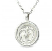 Sphere Of Life ' Baby Steps ' Pendant