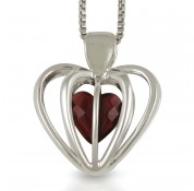 Sphere Of Love '  Passion ' Pendant