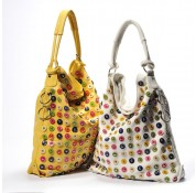 Glastonbury By Ouch Bags - Available in Primrose, White & Fuschia