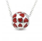Sphere Of Life 'Cute' Happy Hearts (Red)