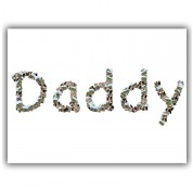Daddy Photo Collage