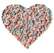 Heart' Photo Collage