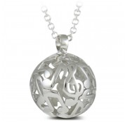 Sphere Of Life ' Love Song' Pendant