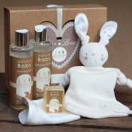 Natures Purest - Natural Baby Sleepy Bath Gift Set