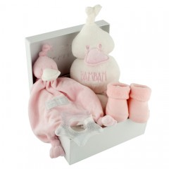 BamBam Baby Girl Gift Set