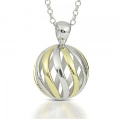 Sphere Of Life - Light My Fire Pendant