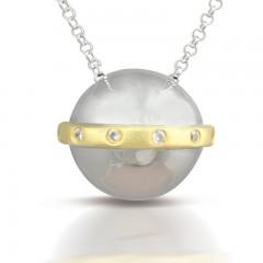 Sphere Of Life ' Halo ' Pendant