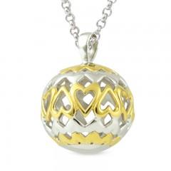 Sphere Of Life ' Forever Love ' Pendant