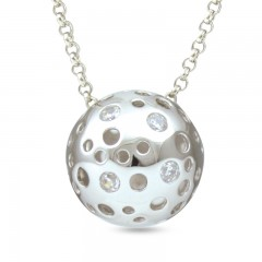 Sphere Of Life ' Connecting The Dots ' Pendant
