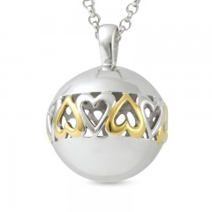 Sphere Of Life ' Circle Of Love ' Pendant