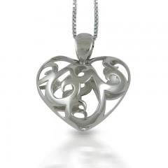 Sphere Of Love ' Love Blossom ' Pendant