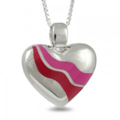 Sphere Of Love ' Path To My Heart ' Pendant
