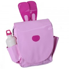 Fun Pink Bunny Backpack