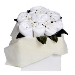 Blossom Box - White