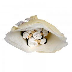 Welcome Bouquet - White