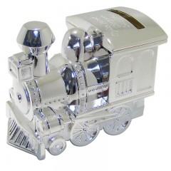 Personalised Train Moneybox