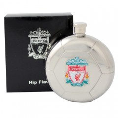 Personalised Liverpool 5oz Hip Flask