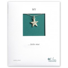 MY -  Star Charm Necklace By Lily Charmed